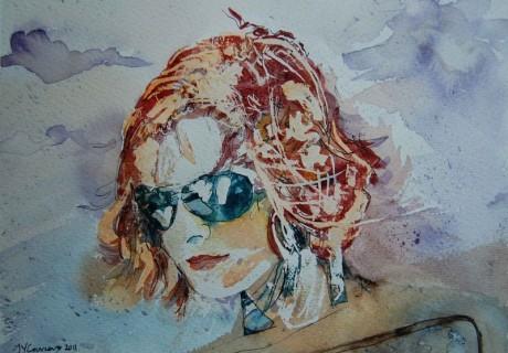 Sous le soleil par Jean-Yves Courcoux